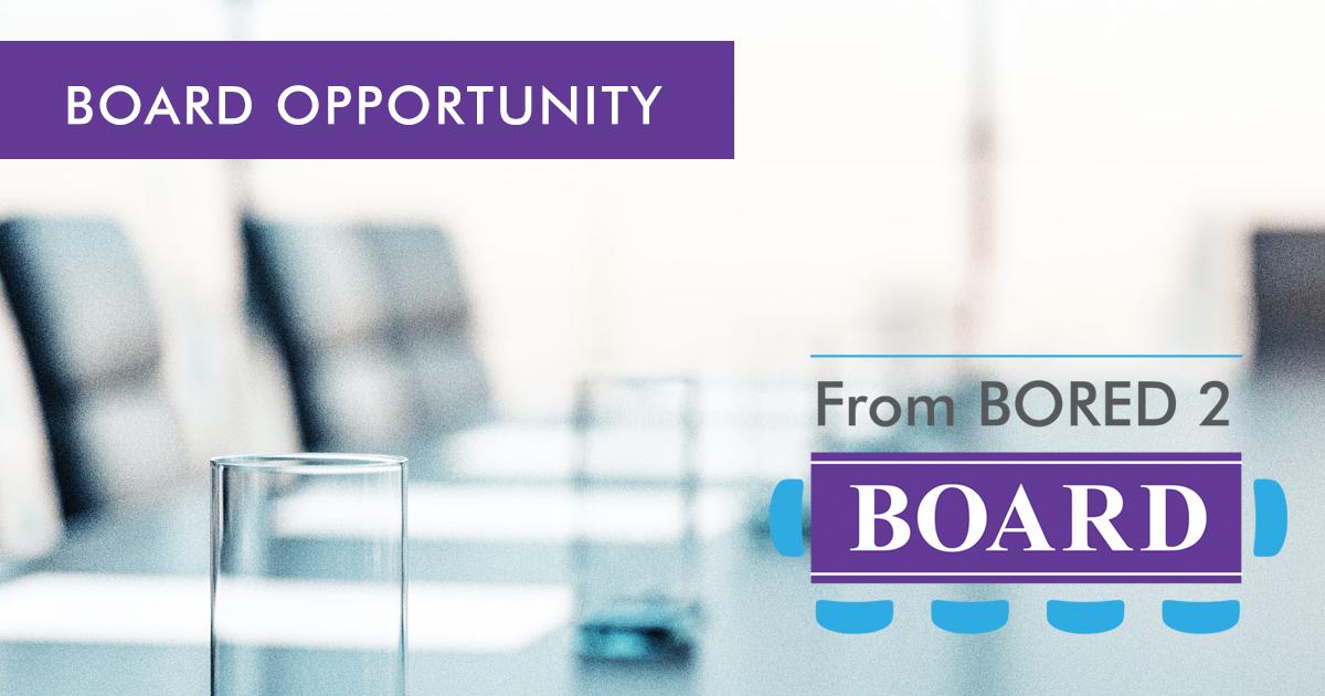 Board Opportunity